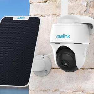 מצלמת שטח סלולרית עם סים Reolink